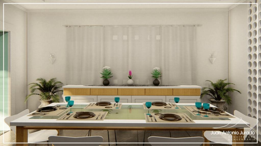 Sala Jantar - Estilo Artville