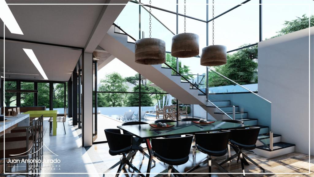 Sala Jantar - Integrada ao Gourmet